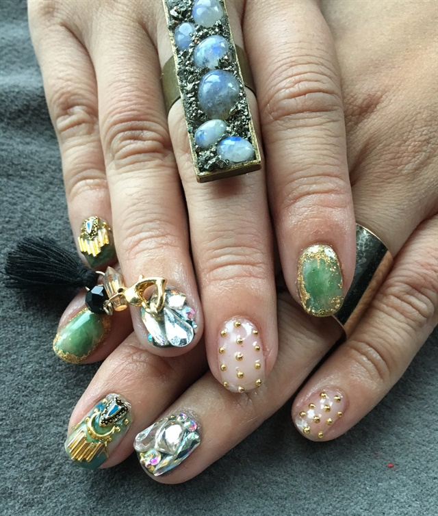 Nail Art From ABS Chicago 2017