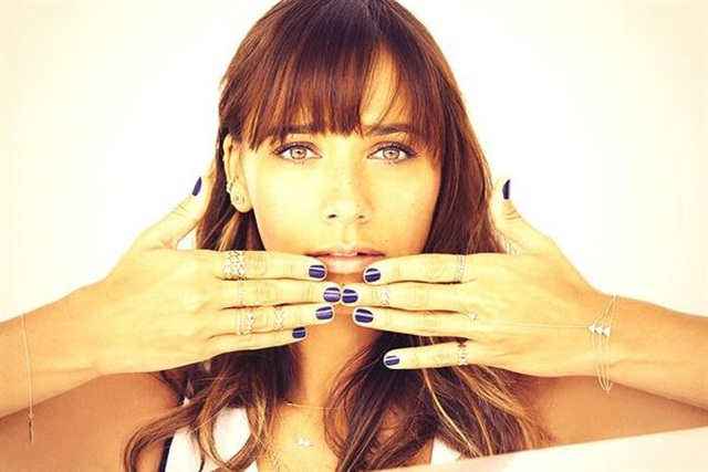 <p>Rashida Jones. Image via Twitter</p>