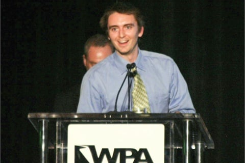 <p>First-time finalist, associate editor Tim Crowley won an award for Best How-to Article.</p>