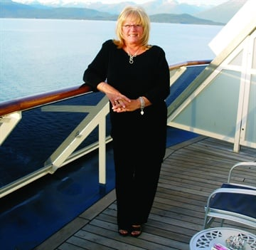 <p>Vicki Peters, President of Vicki Peters Inc.</p>