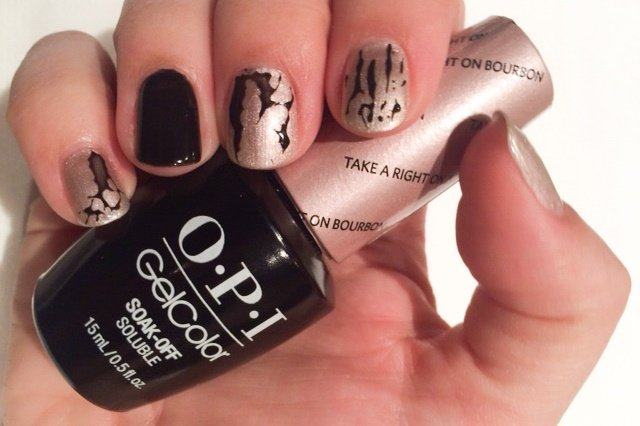 American Nails Gel Color Papillon Day Spa