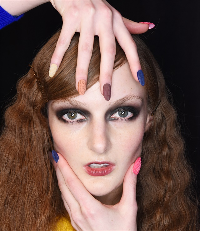 CND for Libertine. Jennifer Graylock/courtesy of CND.