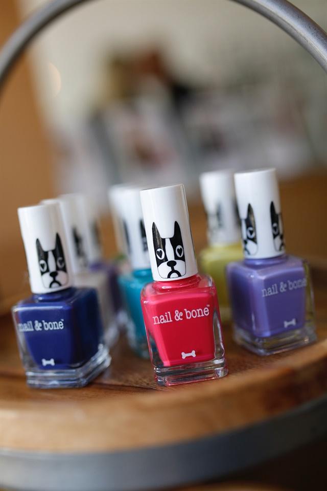 Introducing New Nail Polish Brand: nail & bone - Style - NAILS Magazine