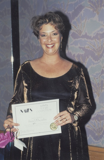 <p>Runner up in NAILS Nail Technician of the Year Award.</p>
