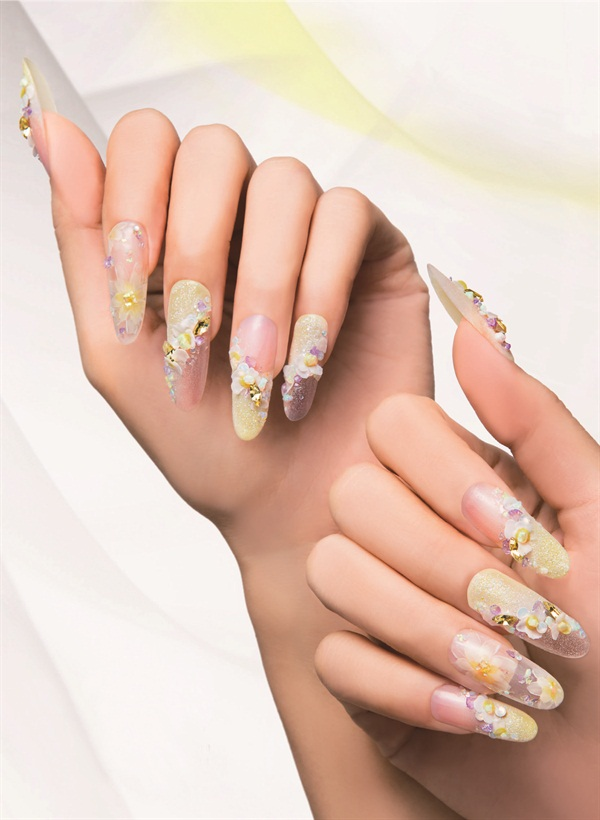 Trend Nail Art: Japan Nailist Association Unveils Nail Art Trends For 2015