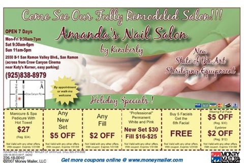 coupons that make the cut business nails magazine