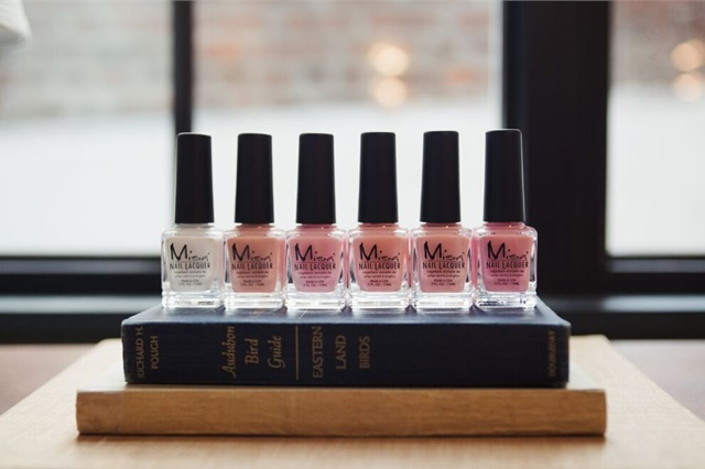 "<p>The ""We Run This World"" Spring collection includes colors like ""I'm The Boss"" and ""Lean In.""</p>"