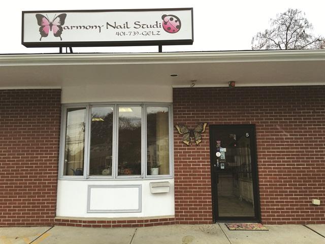 <p>Harmony Nail Studio</p>