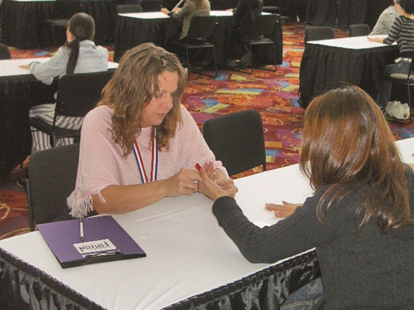 Yankee Williams was a judge at BeautyFusion New York in September.