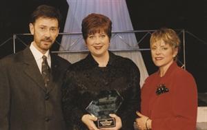 Shari Finger in 1998