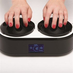 Clients Should Place Their Fingers Into The Finger Holes And Then Curl Fingertips So That Steam Hits Entire Nail Surface