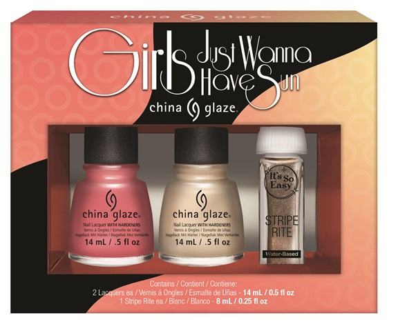 Featuring 12 New Shades Influenced By The 1970s China Glaze S House Of Colour Collection Includes An Eclectic Mix Opaque Creams Shimmers Chromes