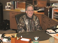 <p><span>Len Cohen in 2005</span></p>