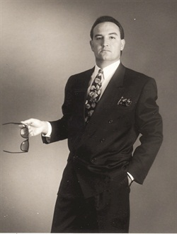 <p>Tony Cuccio, circa 1985.</p>