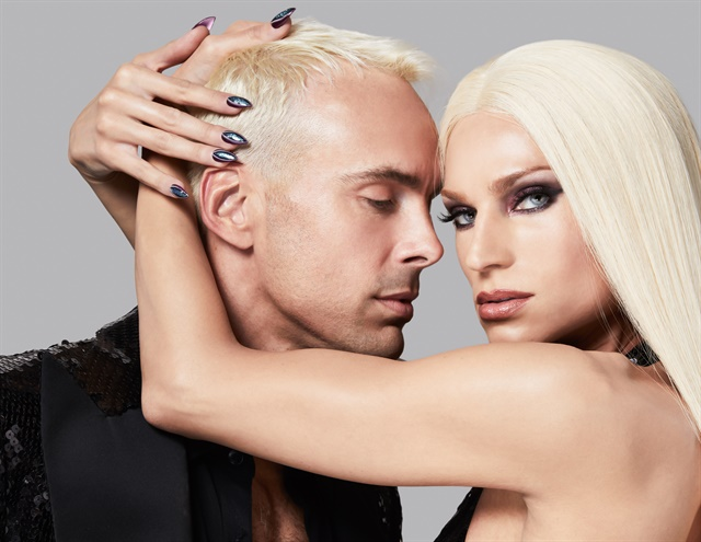 <p>The Blonds</p>
