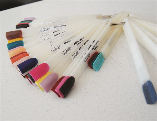 <p>To cater to gel-polish manicure demands, The Painted Nail carries ENP's entire Gella collection. </p>