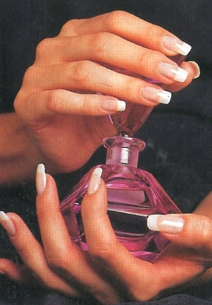 <p>Marti Preuss won the award for Best Nail Makeover.</p>