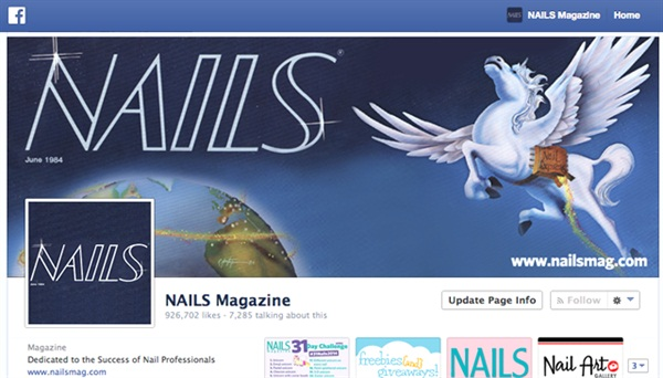 <p>Retro NAILS Magazine on Facebook</p>