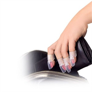Clients Who Are Known For Nicking Or Smudging Their Polish Within Minutes Of A Manicure May Benefit From Nails In Motion S Tip Tops
