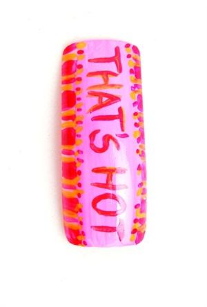 Hot Hollywood Nails Style Nails Magazine