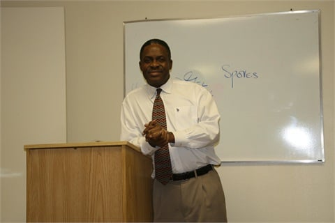 Royan Williams has been licensed since 1994, the first year licensing began in Illinois.