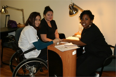 Creative marketing and tuition reduction keep Chicago Nail School attractive to new students.