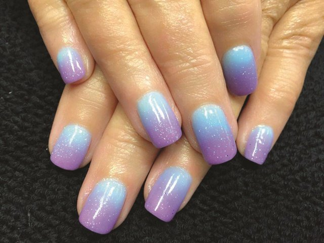 Acrylic Dip Systems Make A Comeback Technique Nails