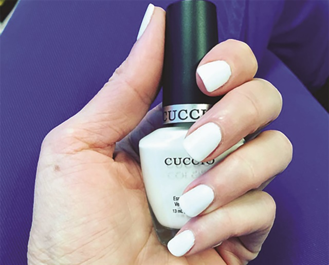 <p>Cuccio Pro will soon release dip system colored powders and nail polish kits designed to match the shades on nails with toenails. </p>