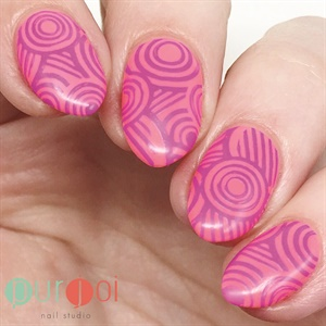 How to use purjoi jumbo clear nail art stamper style nails do not use acetone alcohol or nail polish to clean clear stamper heads excessive cleaning using these substances may cloud or damage the nail stamper prinsesfo Gallery