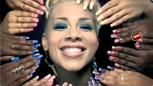 """<p><a href=""""http://www.nailsmag.com/video/110513/pro-nails-hip-hop-music-video-kid-sister-feat-kanye-west"""">NAILStv</a></p>"""