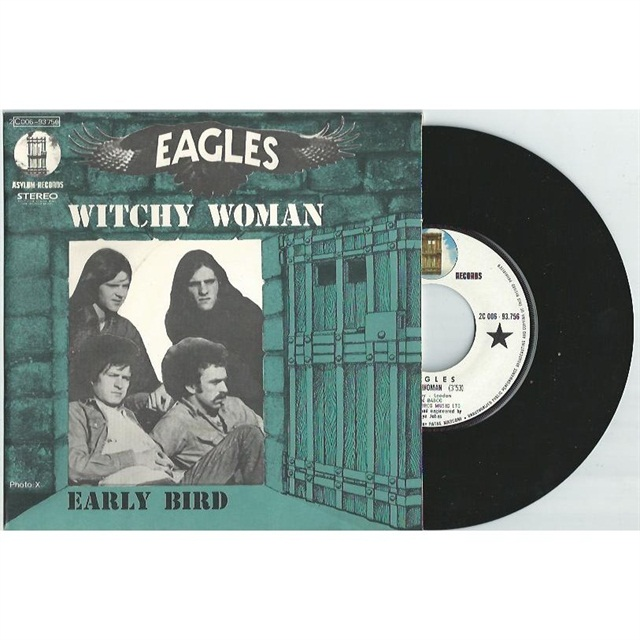 """<p><a href=""""http://www.discogs.com/Eagles-Witchy-Woman/release/5464938"""">discogs.com</a></p>"""