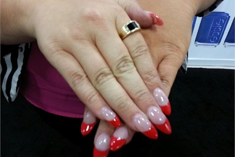 Nail News With Alanna Wall Of The Polished Z Style Nails Magazine