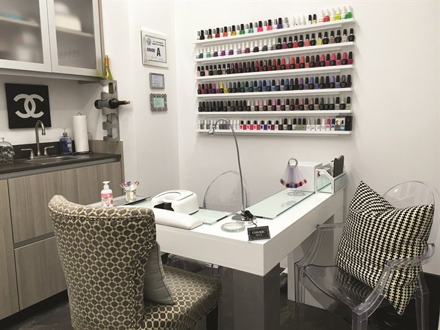 Salon Suite Design at Cosmic Nails - Style - NAILS Magazine