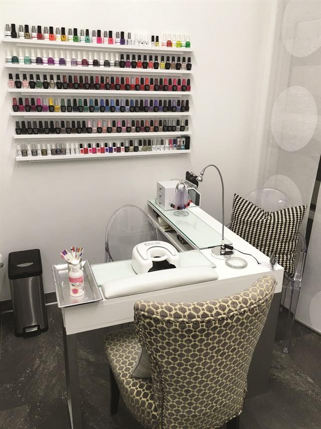 Salon Suite Design at Cosmic Nails - Style - NAILS Magazine