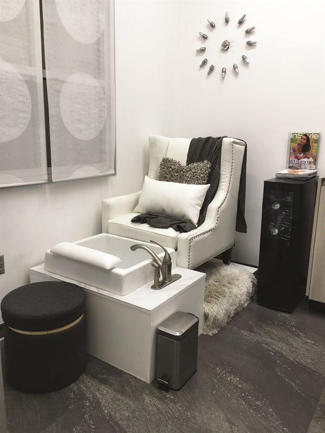Salon Suite Design at Cosmic Nails - Business - NAILS Magazine