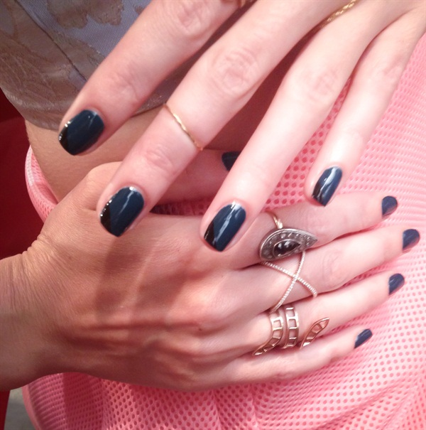 <p>OPI for L.A.M.B. Photo courtesy of OPI. </p>