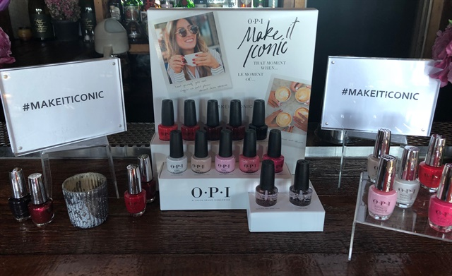 OPI's Make it Iconic Collection