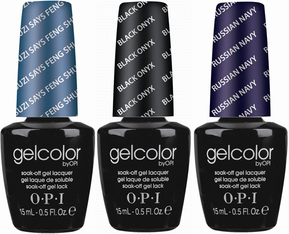 Nail Art With Opi Gelcolor Style Nails Magazine