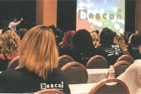 <p>PBA's Beacon student program, held every summer in Las Vegas, engages the industry's most promising students in life-long learning and gives them a look into the business behind beauty.</p>
