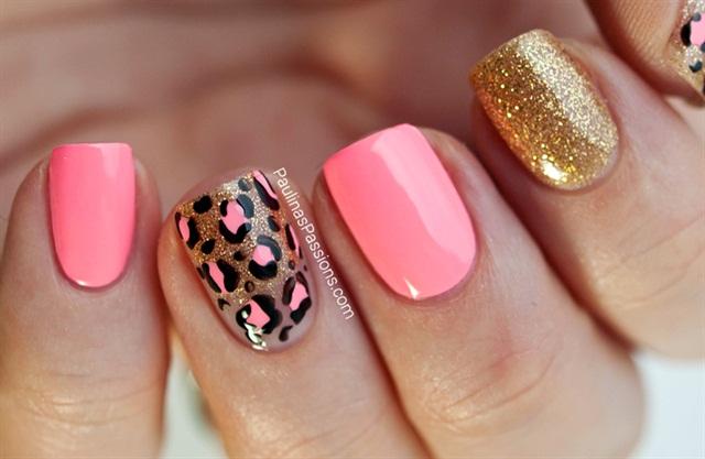 """<p>Image via <a href=""""http://paulinaspassions.com/tag/leopard-print-nails/"""">Paulina's Passions</a></p>"""
