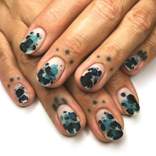 The artist behind bakeneko nails style nails magazine prinsesfo Choice Image