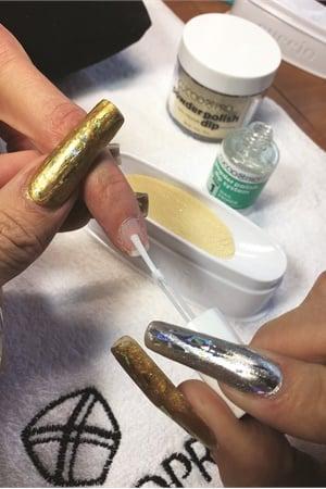 ac82b707793 Cuccio Pro Powder Polish Nail Colour Dip System - Technique - NAILS ...
