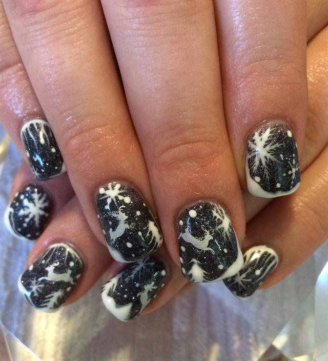 Michelle Bouma, Splendid Nail Creations, Ponoka, Alberta Canada