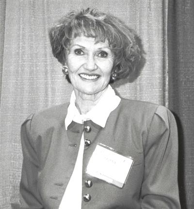 <p>Dottie Reiner, 1994</p>