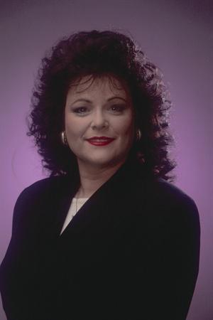<p>Rachel Rendell, 1997</p>