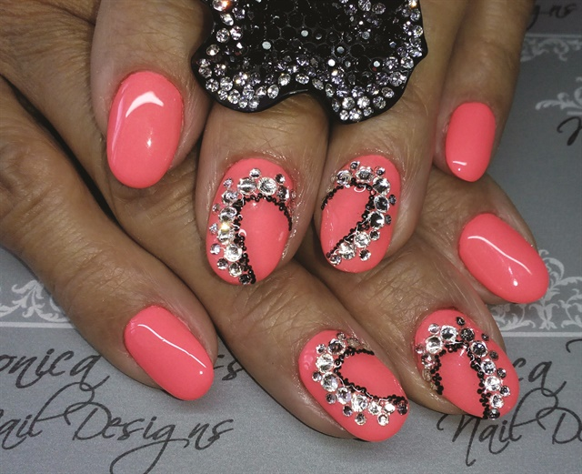 A Love for Holiday Nail Art - Style - NAILS Magazine