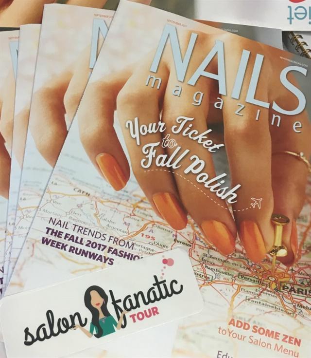 Announcing the Salon Fanatic Tour 2017 - - NAILS Magazine