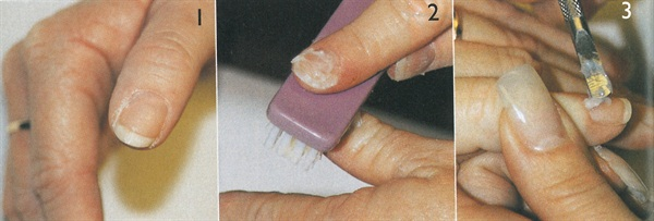 Troubleshooter Reviving Dry Ed Cuticles Technique Nails Magazine
