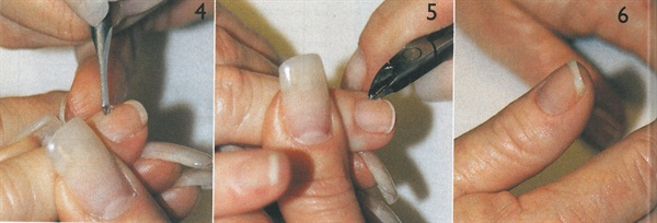 What to do for dry cracked cuticles