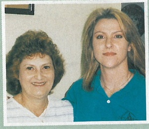<p>The winners of NAILS' Longtime Client Contest are nail tech Jackie Hauck (right) of Slidell, La., and her client of 16 years, Brenda Billings.</p>